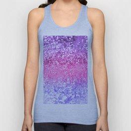 Unicorn Girls Glitter #6 #shiny #decor #art #society6 Unisex Tank Top