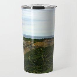 Aquinah Cliffs Travel Mug
