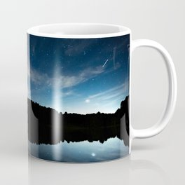 Summer Stars in the Smokies Coffee Mug