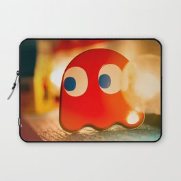 Retro Ghost Laptop Sleeve