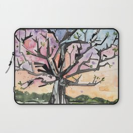 Spring Tree Laptop Sleeve
