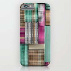 City Lines iPhone 6s Slim Case