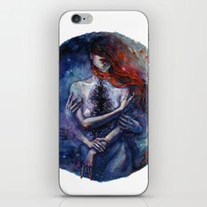 Tamaryn iPhone & iPod Skin