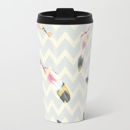 Feather danse Travel Mug