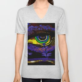 DRAGONFLY TEARS Unisex V-Neck