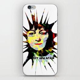 SEE YOU AGAIN iPhone Skin