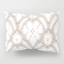 Delicate lace Pillow Sham