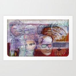 Sketchbook001 Art Print