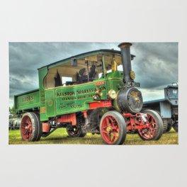 Foden Steam Wagon Rug