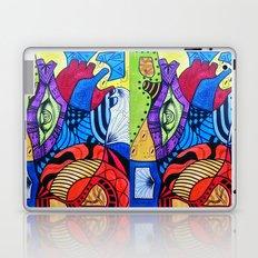 Rompecabezas de Corazon Laptop & iPad Skin