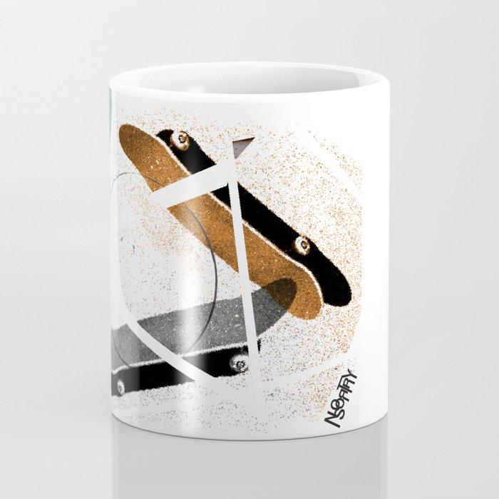 Skatestriangles Coffee Mug
