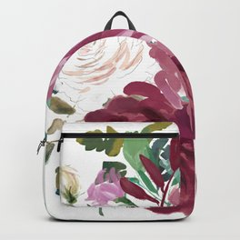 Floral Arrangement 1 Backpack