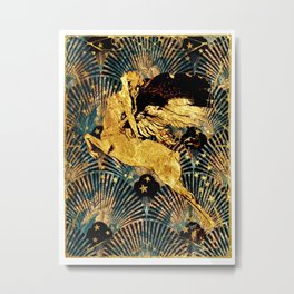 The Spirit of Art Deco Metal Print