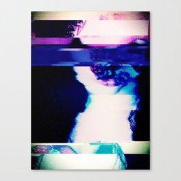 damnation matrix Canvas Print