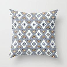 Tiling Throw Pillow