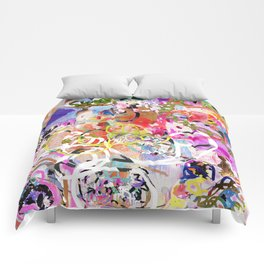 Party Girl 2 Comforters