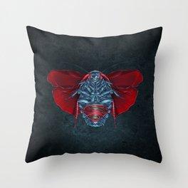 Supermang // Mang of Stealth Throw Pillow