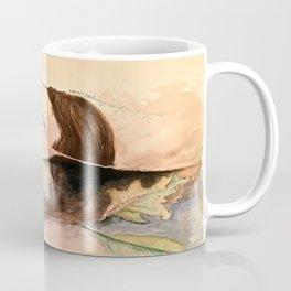 la muse de monet Coffee Mug