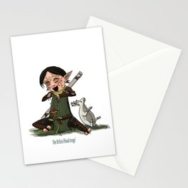 The Littlest Blood Mage Stationery Cards