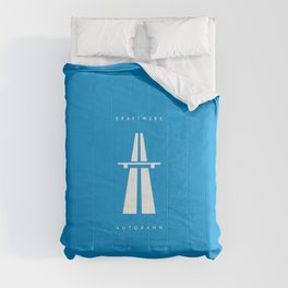 Kraftwerk Autobahn Comforters