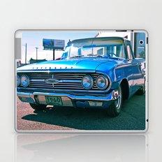 El Camino blue Laptop & iPad Skin