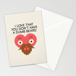 Groomed For Love Stationery Cards