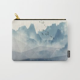 Mountain dreams Carry-All Pouch