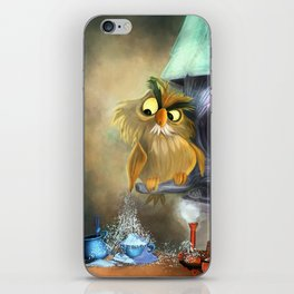 Anacleto  iPhone Skin