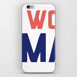 Women March On Washington 2017 Official iPhone Skin