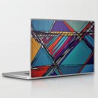 urban Laptop & iPad Skins featuring Urban by Julia Tomova
