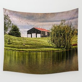 Kentucky CountrySide Wall Tapestry