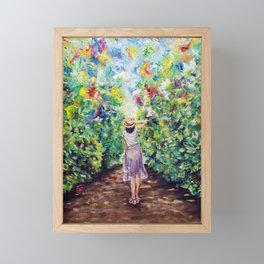 A Midsummer Day's Dream Framed Mini Art Print