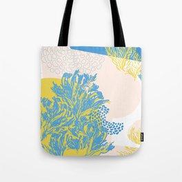 sea and salty air Tote Bag