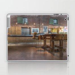 Quiet Morning Cafe Laptop & iPad Skin