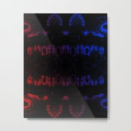 Shadows of the Night Metal Print