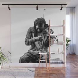 Sound of Love Wall Mural