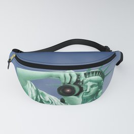 Say cheese for Liberty! Fanny Pack