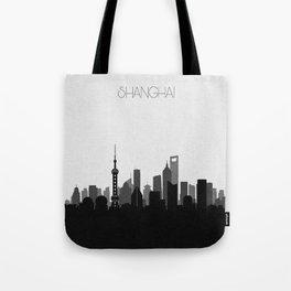 City Skylines: Shanghai Tote Bag