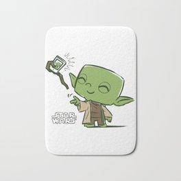 Yoda Selfie Bath Mat