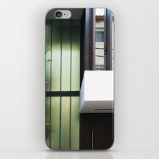 Architectural colage iPhone & iPod Skin