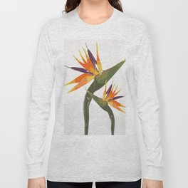 Paradise Flower Long Sleeve T-shirt