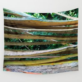 Cracking Branch Wall Tapestry