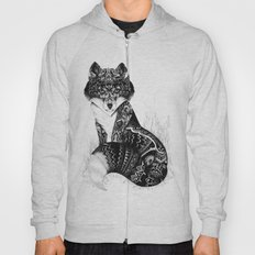 Wildlife Fox Hoody