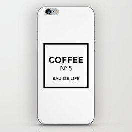 Coffee No5 iPhone Skin