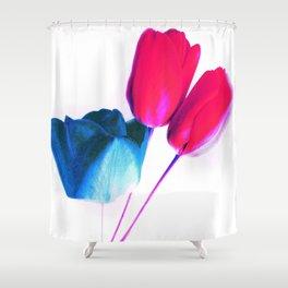 Spring Trio Shower Curtain