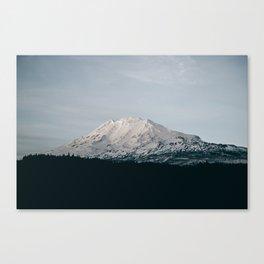 Mount Adams III Canvas Print