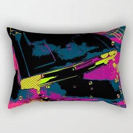 The Drowned`s Burning Rectangular Pillow