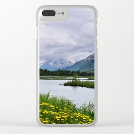 God's Country - III Clear iPhone Case