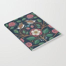 Summer garden Notebook