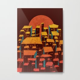 Urbano Metal Print
